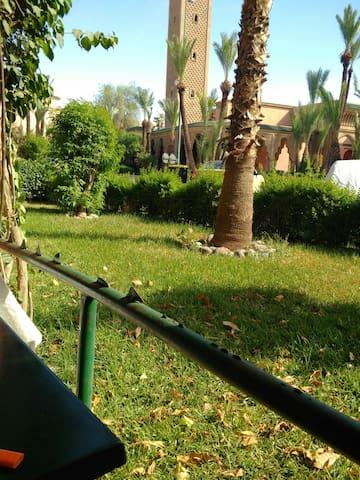 Très belle maison sur Marrakech - marrakech - Hus