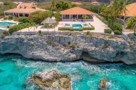 Coral Estate Sealine Villa in Curaçao