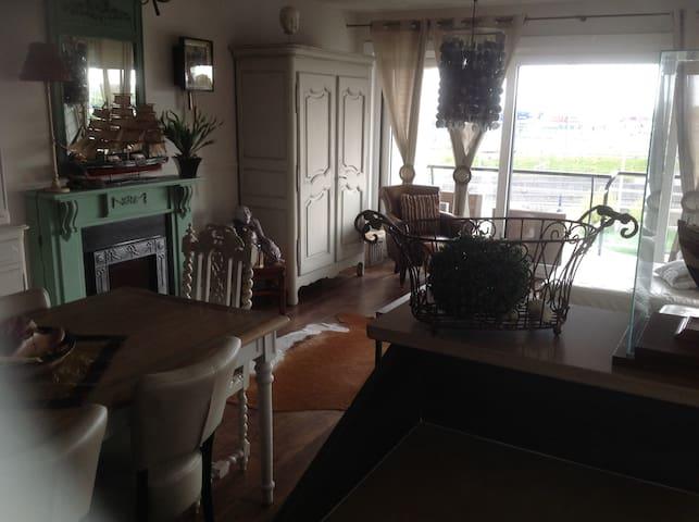 Familie appartement - Brugge - Apartemen