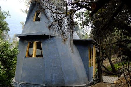 El Arca Azul, Ecologic Cabin