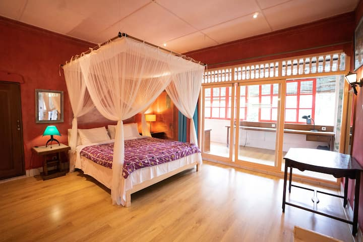 Sayan Ridge Ubud, Spacious Suite