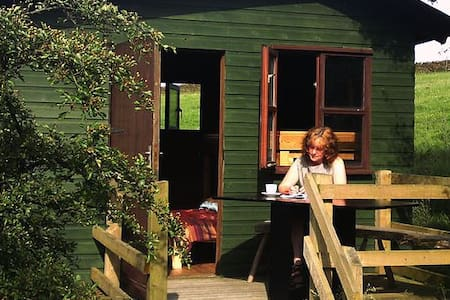 The Shepherds hut - Lancashire - Baraka