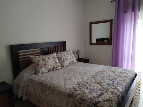 casa da Sãozinha (quarto Purple)