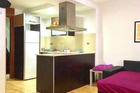 Estudió en el centro de barcelona - 巴塞罗那 - 公寓