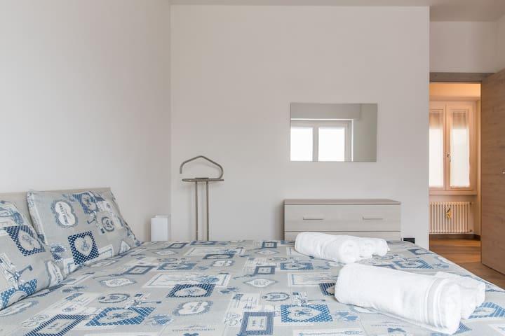 "Hause ""San Rocco"" with Garage - Brenzone sul Garda - Apartemen"