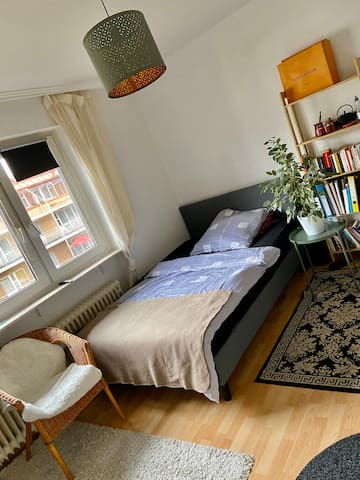 Cozy apartment in Frankfurt West/ near to FAIR