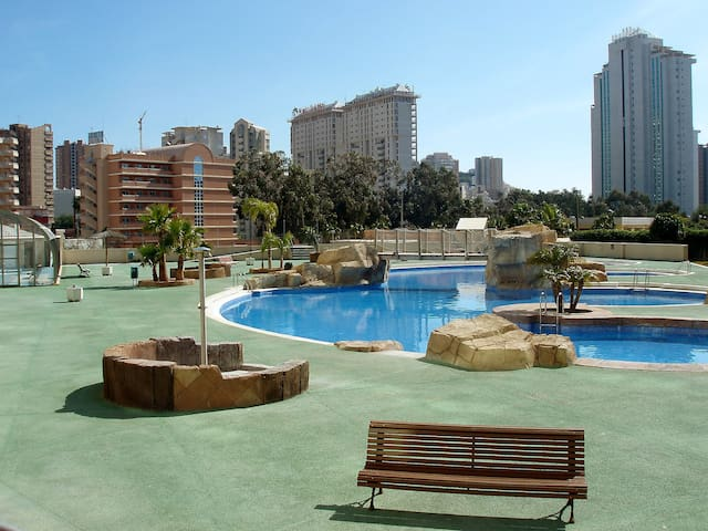 Holiday apartment Residencial La Cala