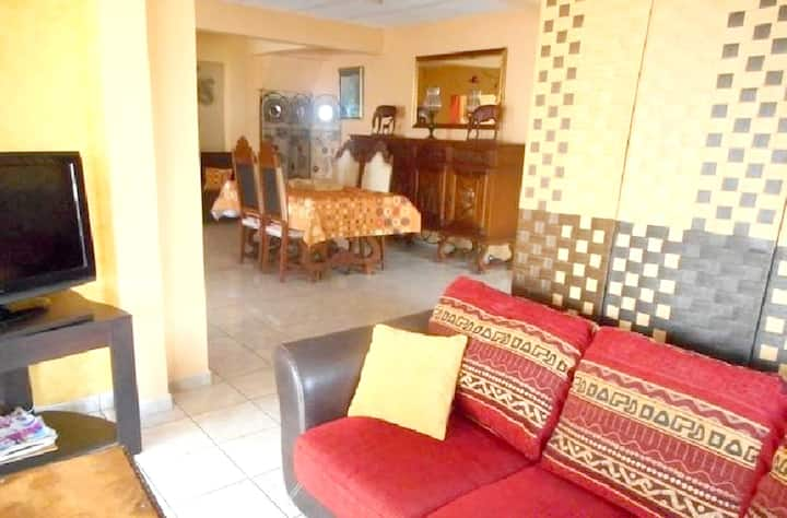House with 2 bedrooms in Petite Ile, with wonderful sea view, enclosed garden and WiFi - 8 km from the beach