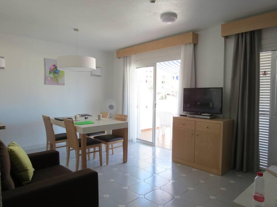 Livingroom - upstairs