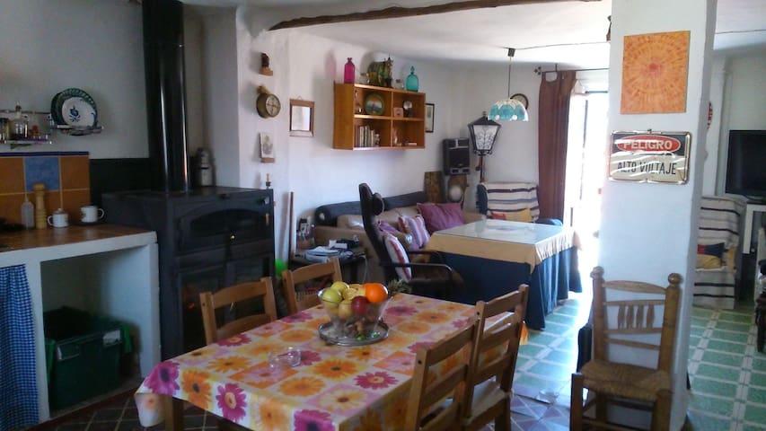 Casa rural GranadaLanteira S.Nevada - Lanteira - Haus