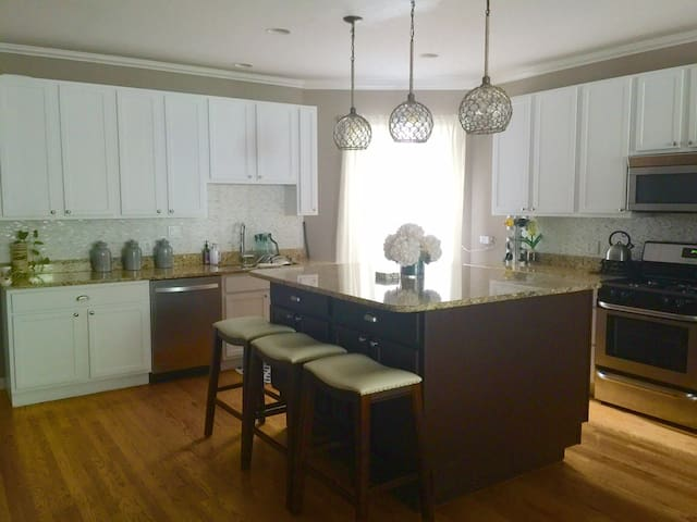 Gold Coast feel, in Hyde Park!!!(3) - Chicago - Appartement en résidence