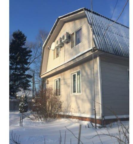 дом 12км от мкад - Большие Жеребцы - Hus