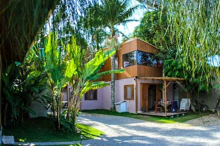 Cabanas da Guarda do Embaú