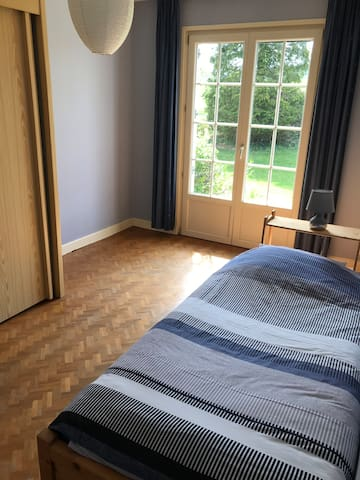 Chambre 2 lit simple (90x200)