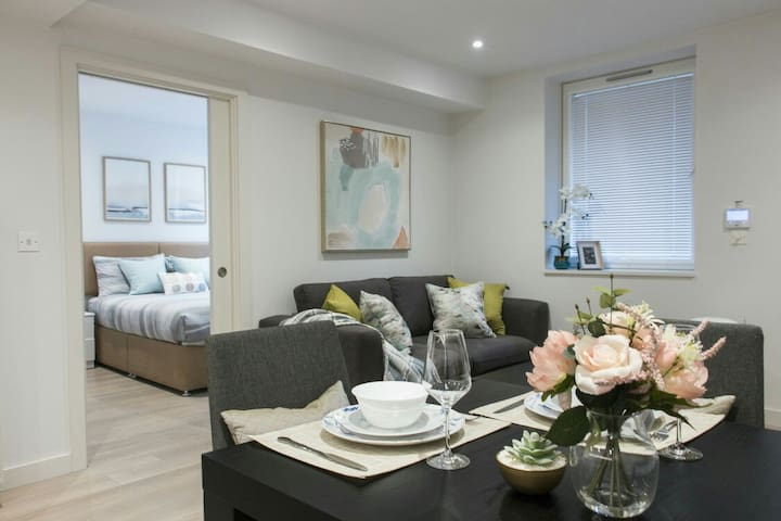 Best Choice 5*Perfect Flat near Hammersmith