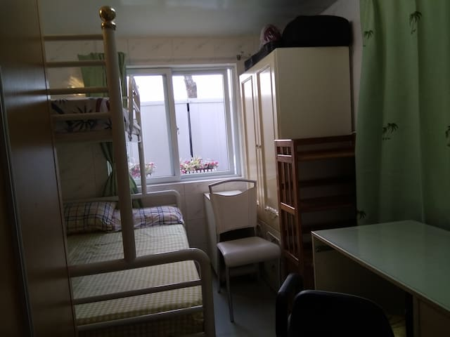 香港沙田小屋客房(1-2人)