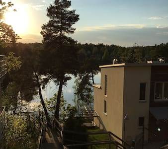 Perfect place and location with adventures near by - Nacka Östra - Byt