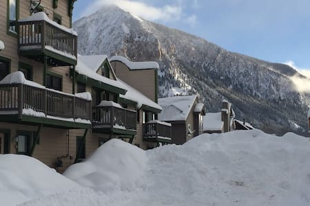Townhome on Teocalli Ave - 克雷斯特德比特(Crested Butte)