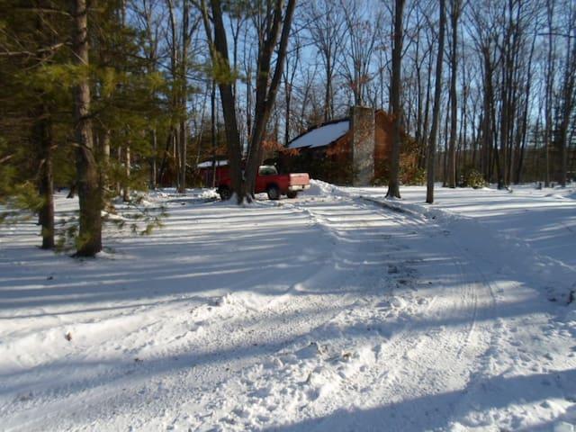 Red Run Cabin @ Deep Creek Lake