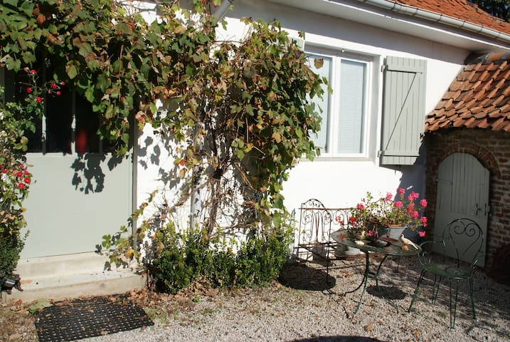 """Le jardin des gourmandises chambre """"Garden Room"""""""