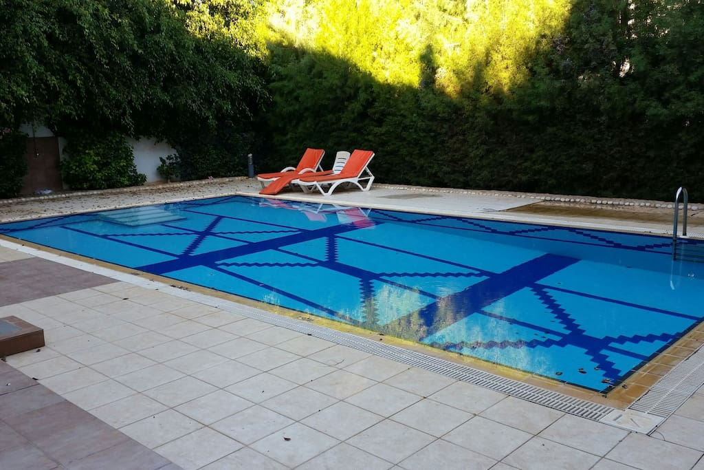 private 5 x 10 ft  pool