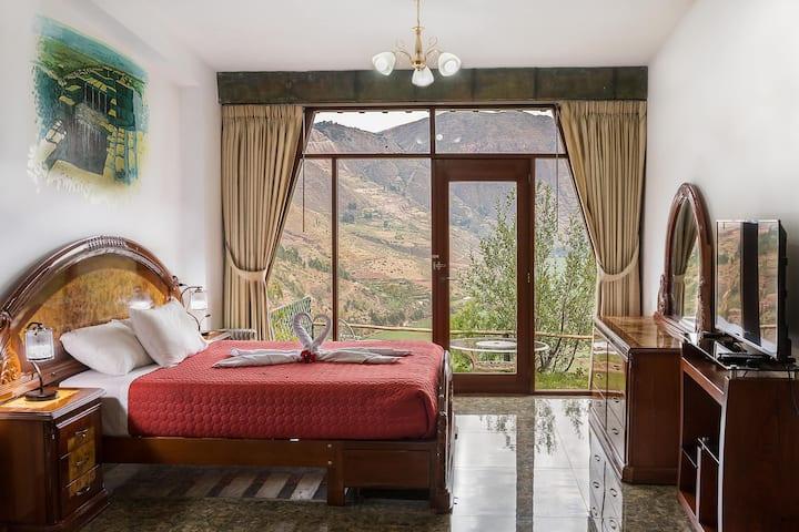 ALTAR INCA GUEST HOUSE -SUITE PACHACÚTEC