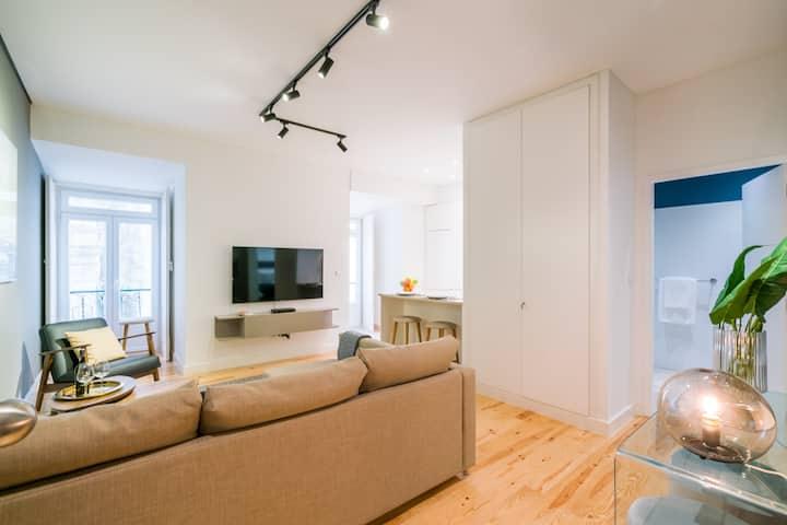 Modern Apartment in CHIADO - 1