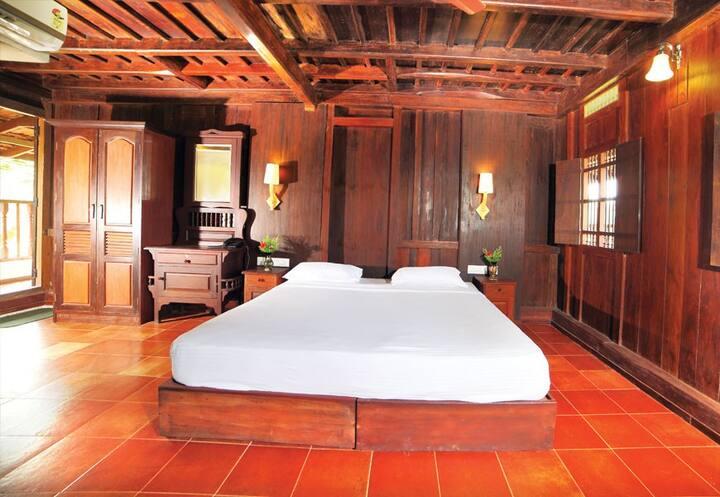 Egret Room|Luxury 1BR near Vembanad Lake