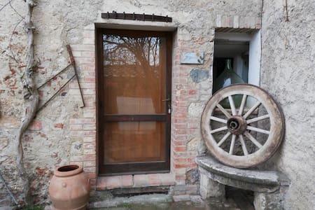 "House in Siena's country ""Granaio"" - Orgia - Daire"