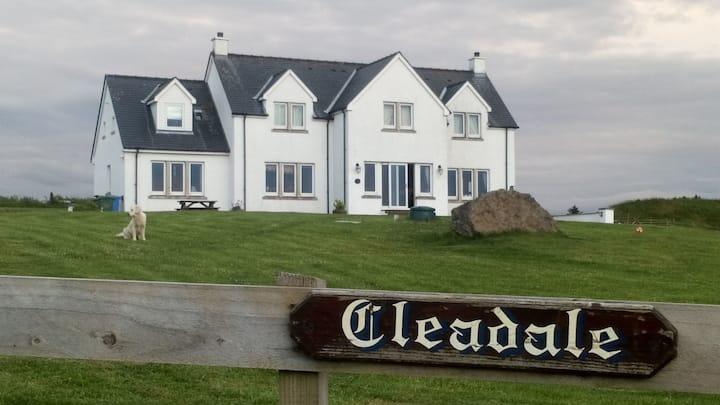 cleadale flat