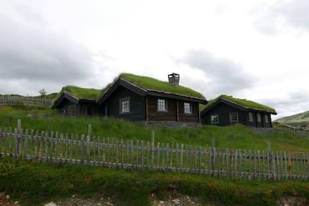 Veslhytta på Vaspladsen Seter - Høvringen, Rondane