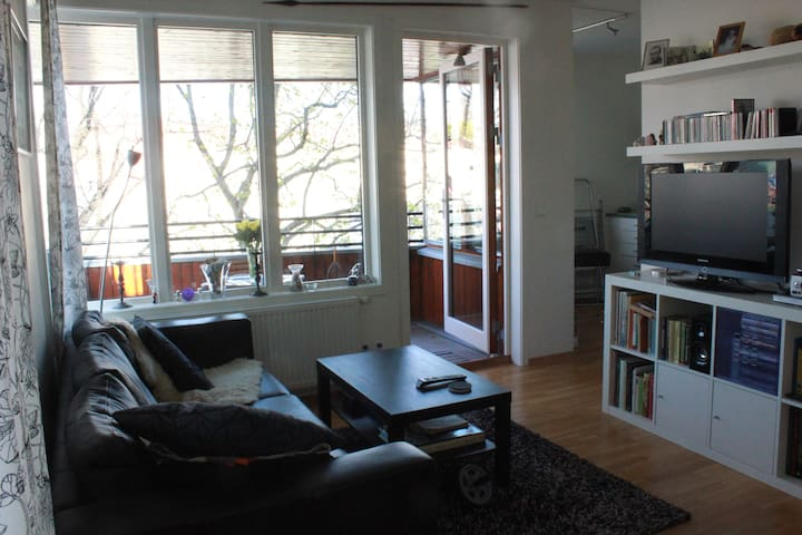 New apartment with 2 balconies - Oslo - Apartment