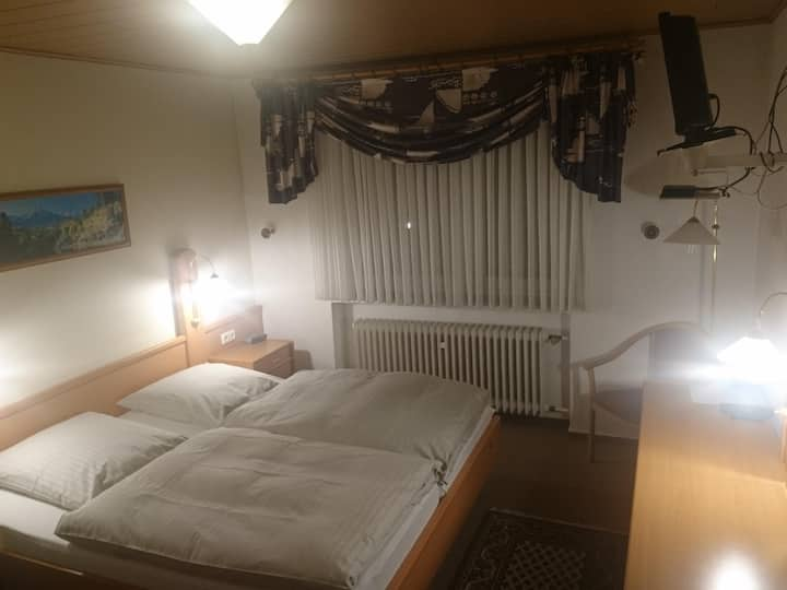 Gemütliches Doppelzimmer im Birkenhof