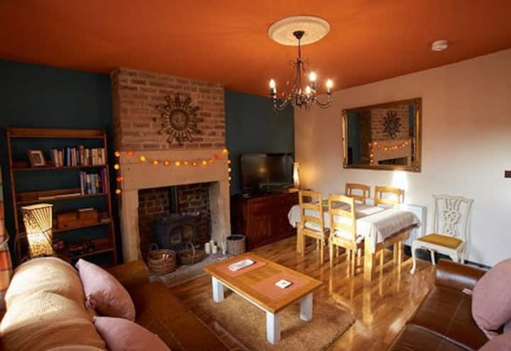 Hebden Royd House five mins walk from town centre