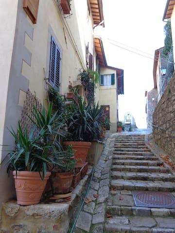 Suggestiva abitazione Toscana