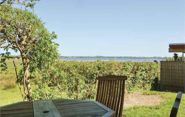 Holiday cottage with 1 bedroom on 40 m² in Aabenraa
