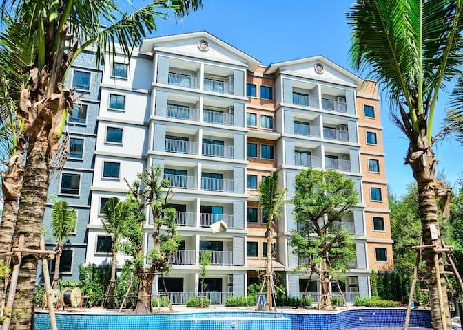 The Title NaiYang - apartment 250m to beach