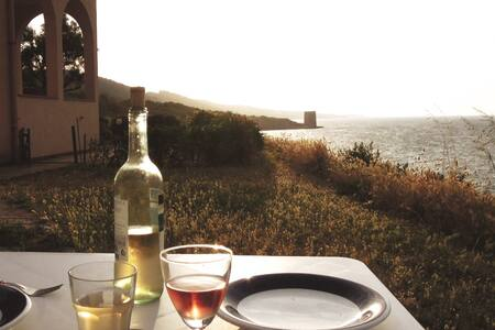 Porto torres Platamona room on the beach Sardinia