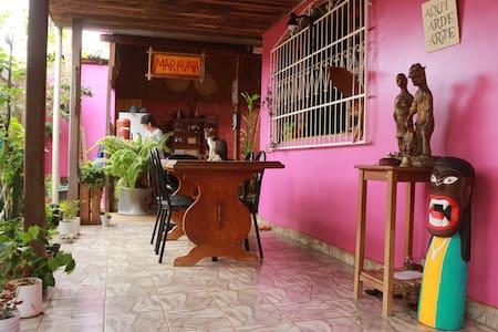 Cantinho no Xingu: calmaria e conforto na floresta