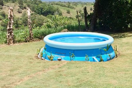 Small pool🌴Garden 👀Seaview 😷Safety