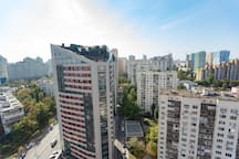 1AT  app.the best place-Kiev panorama view21