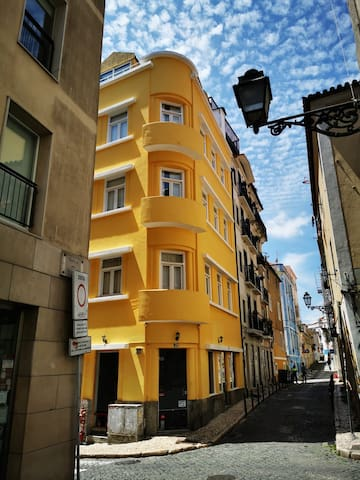 Your home in the heart of Lisbon