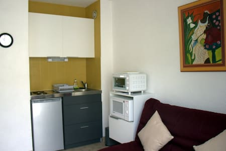 Cosy studio apartment for spa-lover - Balaruc-les-Bains - Flat