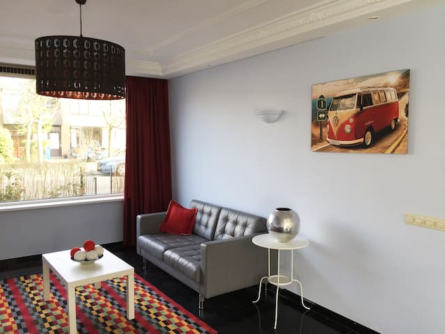 Charming house for 4-6 people 20 min from centre! - Amsterdam - House