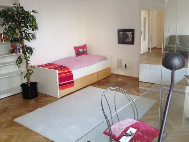 Spacious room, centrally, garden - Berlin - Dom