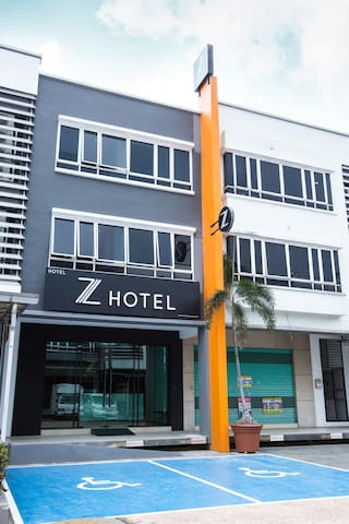 Z Hotel Exterior View
