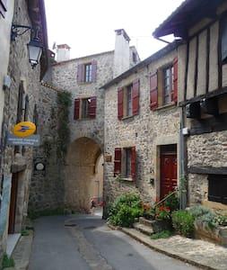 Maison de village de charme... - Peyrusse-le-Roc