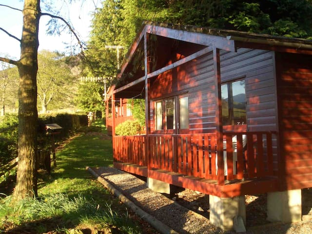 Holiday Lodges @ Old Faskally, Birnam Lodge - Killiecrankie - Chalupa