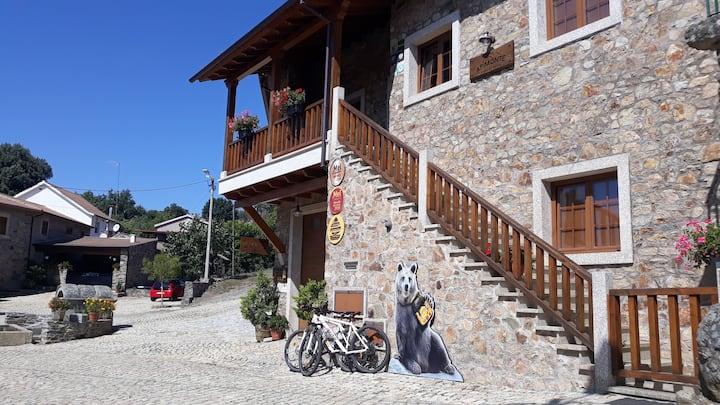 Apimonte Casa do Serra - P.N de Montesinho