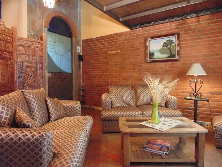 Suite familiar espaciosa y acogedora